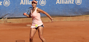 Tennis player Victoria Tomova tests positive for COVID-19