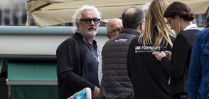 Флавио Бриаторе с нова любов, 46 години по-млада от него (СНИМКА)