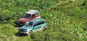 Джипове продължават да превозват туристи в Рила
