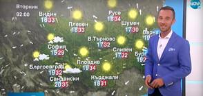 Прогноза за времето (02.08.2020 - централна)