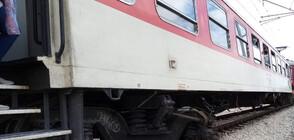 Влак помете кола на охраняем прелез, има загинал