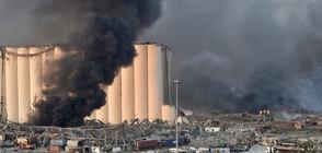 Десетки ранени при мощен взрив на пристанище до българското консулство в Бейрут (ВИДЕО+СНИМКИ)