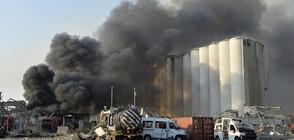 Фотограф засне експлозията в Бейрут (ВИДЕО+СНИМКИ)