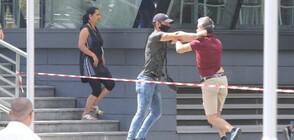 Арестуваха биячите от конференцията на ГЕРБ