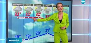 Прогноза за времето (06.08.2020 - обедна)