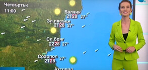 Прогноза за времето (06.08.2020 - централна)