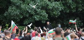 Блокадите в София остават и в 29-ия ден на протести (ВИДЕО+СНИМКИ)