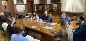 Гешев се срещна с шефовете на окръжните прокуратури на София и Велико Търново