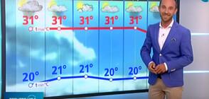 Прогноза за времето (08.08.2020 - обедна)