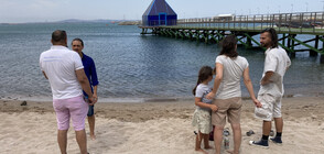 "15 души плажуват и днес в парк ""Росенец"""
