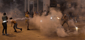 Един загинал и ранени по време на антиправителствени протести в Бейрут