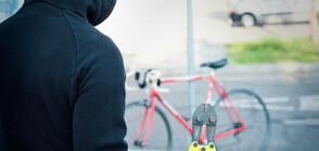 Мъж подгони крадец и върна откраднато от дете колело