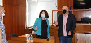 Гешев се срещна с прокурори и следователи от Апелативен район - Велико Търново