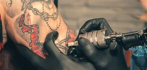 Американка се татуира по случай 103-ия си рожден ден (СНИМКА)