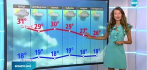 Прогноза за времето (11.08.2020 - централна)