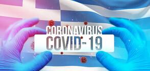 Гърция регистрира скок в инфекциите с COVID-19