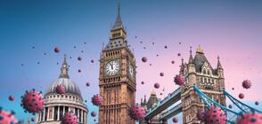 Великобритания коригира броя на жертвите на COVID-19