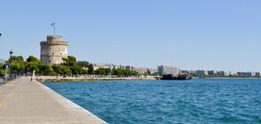 Засилена e сеизмична активност край Солун
