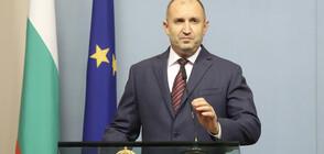 Радев: Премиерът няма право да иска свикване на Велико народно събрание (ВИДЕО)