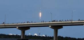 НАСА планира следващо изстрелване на Crew Dragon