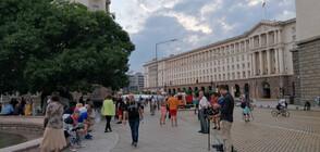 38-ми ден на протести в София (ВИДЕО+СНИМКИ)