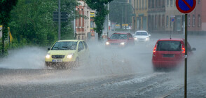 Yellow code alert for heavy rain, thunderstorms declared for 12 districts in Bulgaria