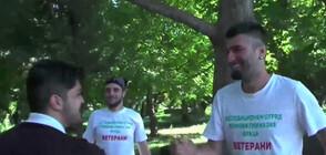 ПО СТЪПКИТЕ НА БОТЕВ: Младежи на поход от Козлодуй до връх Околчица