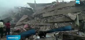 5-етажна сграда рухна в Индия (ВИДЕО+СНИМКИ)
