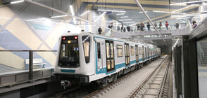 Third line of Sofia subway opens today