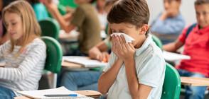 Ученици с вирусни симптоми – в отделна стая за изолация