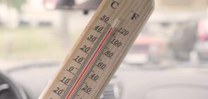 2020 година е била рекордно топла в Европа