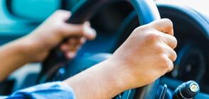15-годишен катастрофира с крадена кола при гонка с полицията
