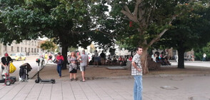 62-ри ден на антиправителствени протести (ВИДЕО+СНИМКИ)