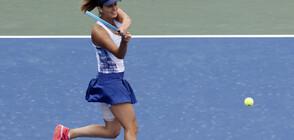 СЛЕД ИЗКЛЮЧИТЕЛНА БИТКА: Малко не достигна на Пиронкова за сензация на US Open (ВИДЕО+СНИМКИ)