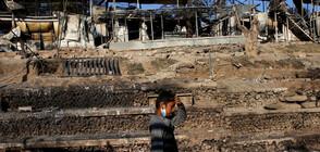 Гърция иска помощ от ЕС за мигрантите на остров Лесбос