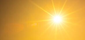 Слънце и топло време за първия учебен ден