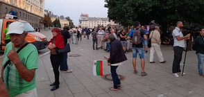 68-и ден на недоволство: Протест и контрапротест в София