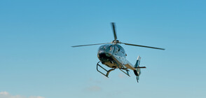 ВМЕСТО ЩЪРКЕЛ: Доставиха новородено в Пловдив с хеликоптер