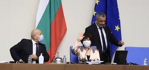 БСП и ДПС поискаха оставката на Караянчева