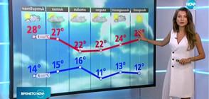 Прогноза за времето (17.09.2020 - следобедна)