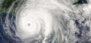 "Ураганът ""Янос"" удря Гърция (ВИДЕО)"