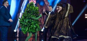 """Падна първата маска в """"Маскираният певец"""" (ВИДЕО+СНИМКИ)"""