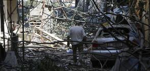 Ранени и разрушения при нов взрив в Ливан