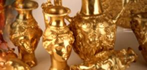 Оригиналът на Панагюрското съкровище се върна у дома