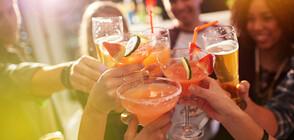 Алкохол на корем за туристите в Абу Даби
