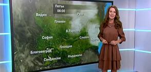 Прогноза за времето (25.09.2020 - сутрешна)