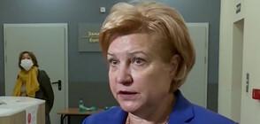 Менда Стоянова: Изненадана съм и разочарована от позициите на Цветанов за ГЕРБ