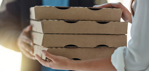 Доставчик на пица получи 12 000 долара бакшиш (ВИДЕО)