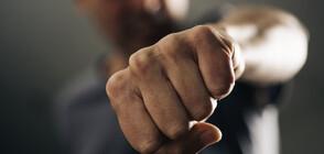 "Фенове на ""Левски"" се сбиха по време на мач (ВИДЕО)"