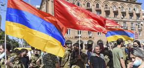 Русия, Франция и ЕС призоваха Азербайджан и Армения да прекратят военните действия